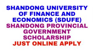 shandong university of finance and economics