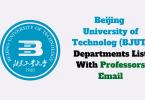 Beijing University of Technolog (BJUT)