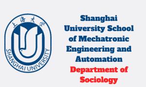 Shanghai University School of Sociology Professors Email