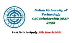 dut csc scholarship 2021