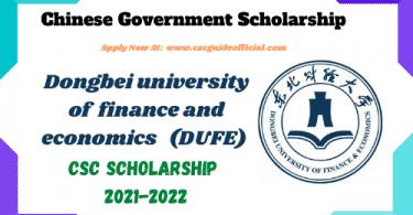 dongbei university of finance and economics dufe