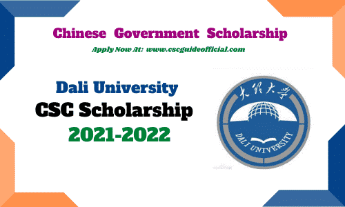 dali university csc scholarship csc guide official